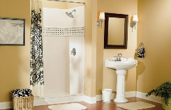 bathroom renovations fixtures installation